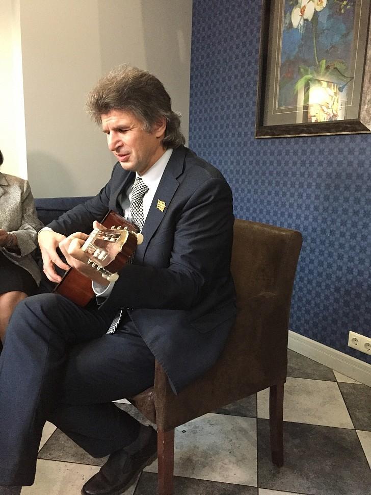 Дмитрий Ярошевский
