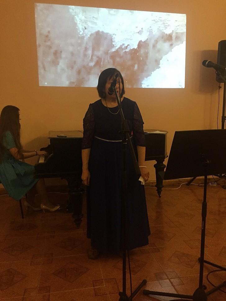 Выступает Татьяна КУЗНЕЦОВА