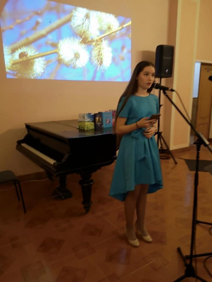 Поэт и музыкант Лера НОВИКОВА
