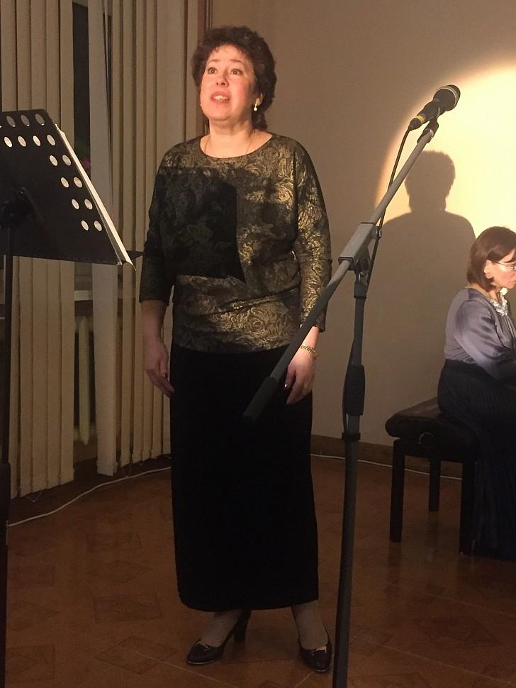 Лауреат международных конкурсов, оперная певица Ирина ОЗЕРИЦКАЯ