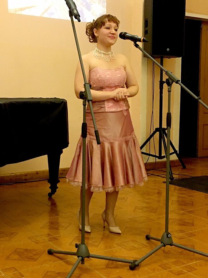 Певица Альбина ХЕЛАВИ