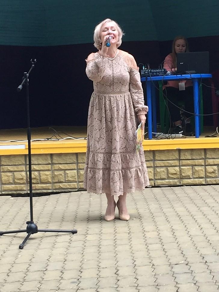 Выступление Анны ЧЕРНЕЦКОЙ