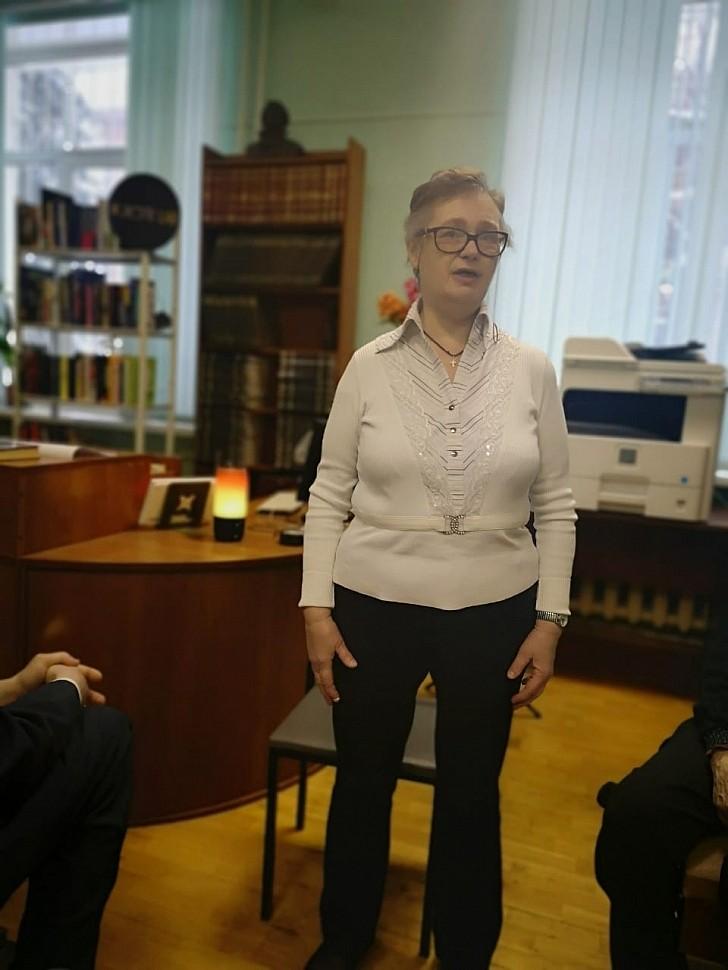 Наталья Анненкова
